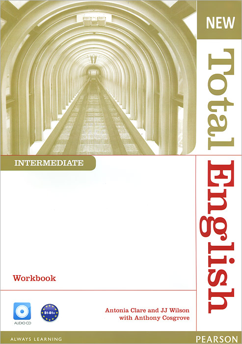New Total English: Intermediate: Workbook (+ CD) learning english language via snss and students academic self efficacy