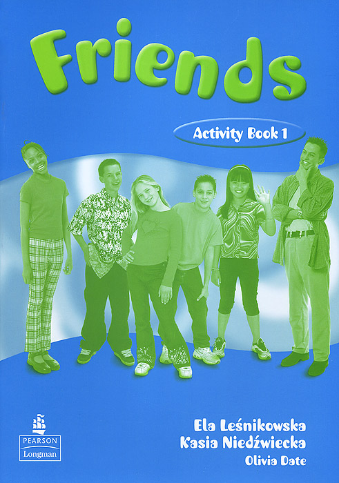 Friends: Activity Book 1 friends 1 global students book