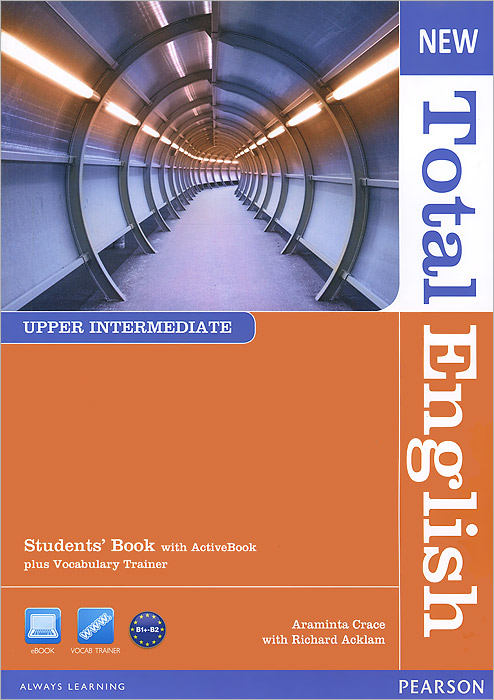 New Total English: Upper Intermediate: Student's Book (+ DVD-ROM)