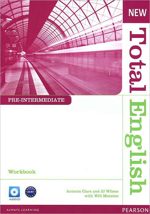 New Total English: Pre-Intermediate: Workbook (+ CD) total english pre int workbook cd rom
