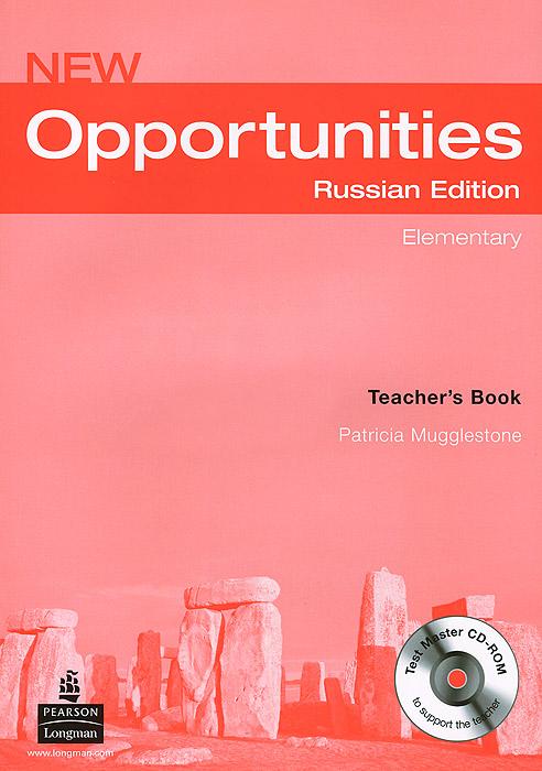 New Opportunities: Elementary: Teacher's Book (+ CD-ROM)