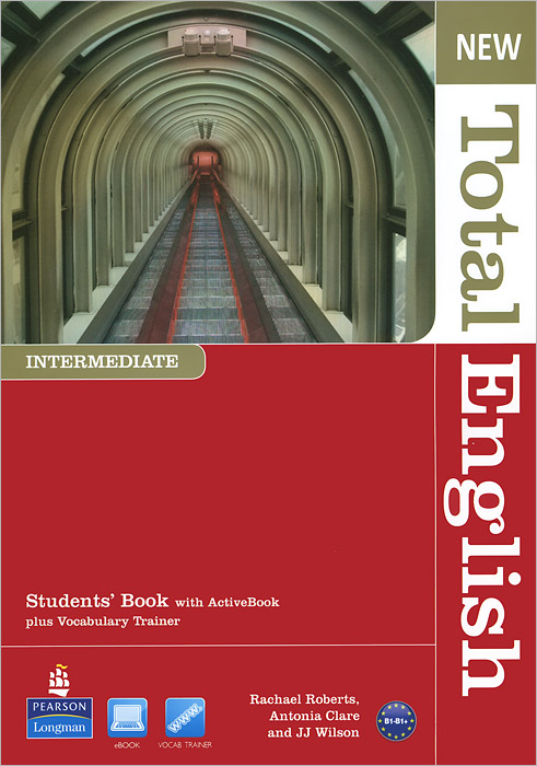 New Total English: Intermediate: Student's Book (+ DVD)