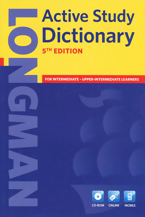 Longman Active Study Dictionary (+ CD-ROM) цена