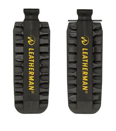 Набор Leatherman Bit Kit, цвет: черный цена