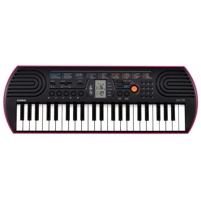 Casio SA-78 синтезатор цена