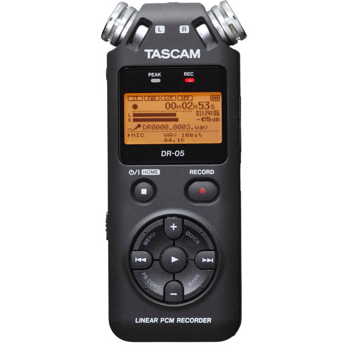 лучшая цена Tascam DR-05