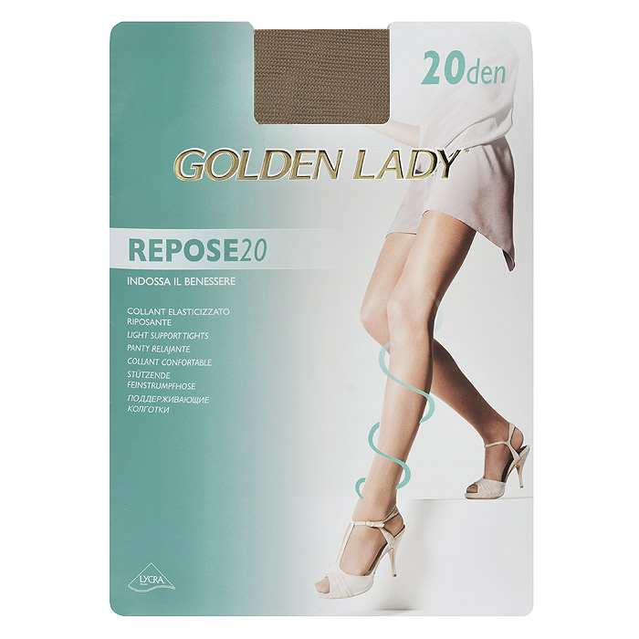 Колготки Golden Lady колготки женские golden lady mara 20 цвет загар ssp 001386 размер xl