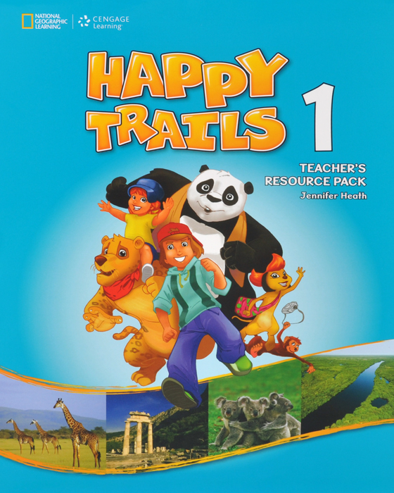 Happy Trails 1: Teacher's Resource Pack (+ CD-ROM) oxford phonics world 1 the alphabet cd rom