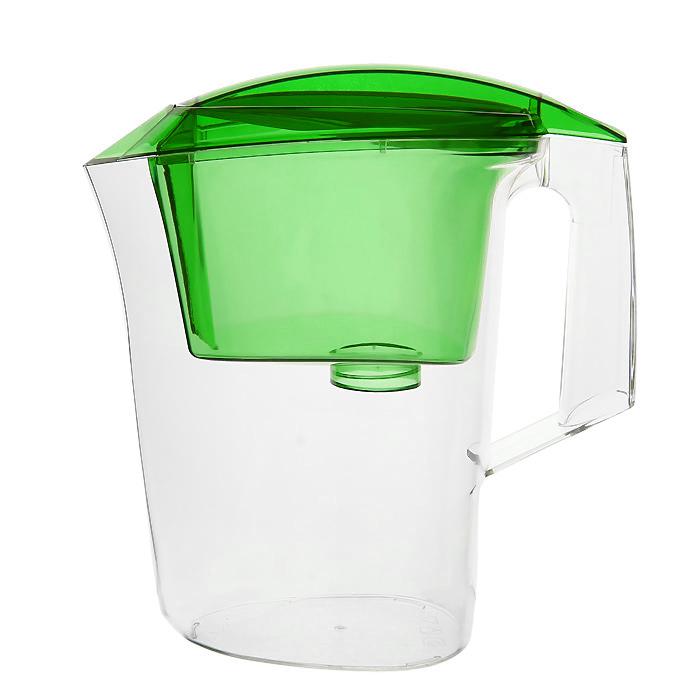 Фото - Фильтр-кувшин Гейзер Дельфин, цвет: зеленый кувшин гейзер аквилон зеленый 3л 62042