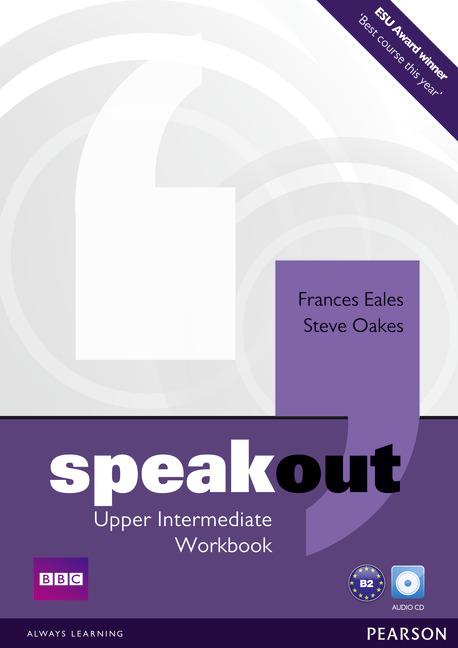 Speakout: Upper-Intermediate: Workbook (+ CD-ROM) speakout elementary workbook cd rom