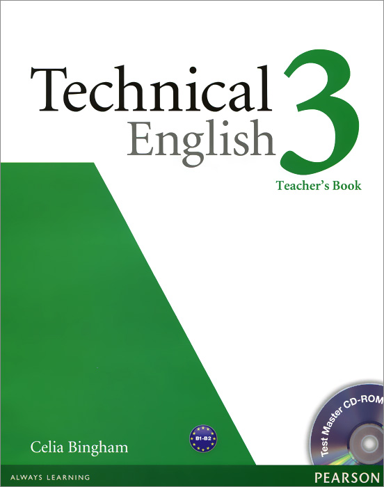 Technical English 3: Teacher's book (+ CD-ROM) discover english level 1 test book