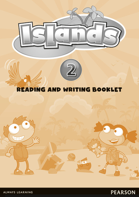 Islands Level 2 Reading and Writing Booklet islands level 2 grammar booklet