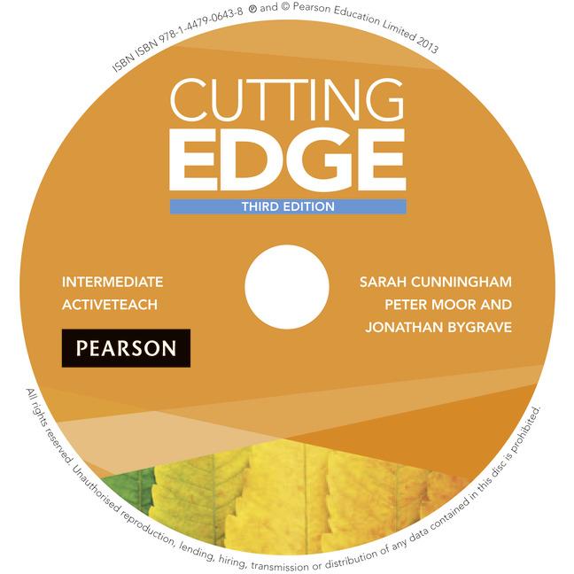 Cutting Edge: Intermediate: Active Teach