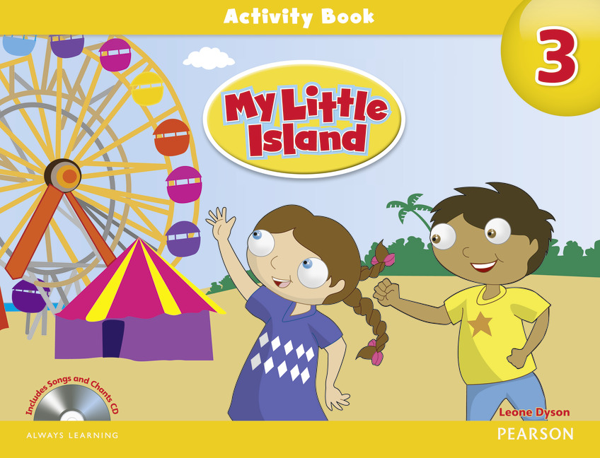 My Little Island: Level 3: Activity Book (+ CD-ROM) journey to the west level 1 cd rom