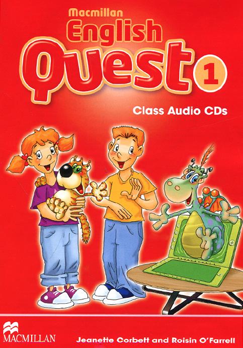 цены на Macmillan English Quest 1 (аудиокурс на 3 CD) в интернет-магазинах