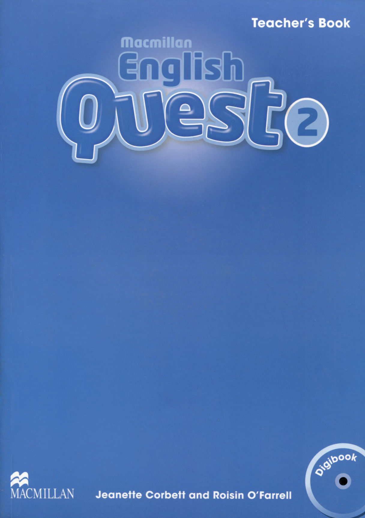 Macmillan English Quest 2: Teacher's Book (+ CD-ROM)