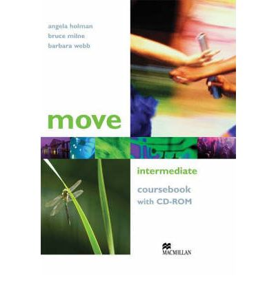 Move: Coursebook: Intermediate Level (+ CD-ROM) english for logistics cd rom