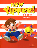 NEW YIPPEE RED FLASHCARDS 123 flashcards