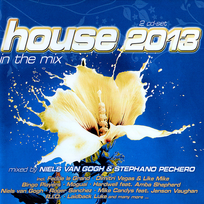 House 2013. In The Mix (2 CD)