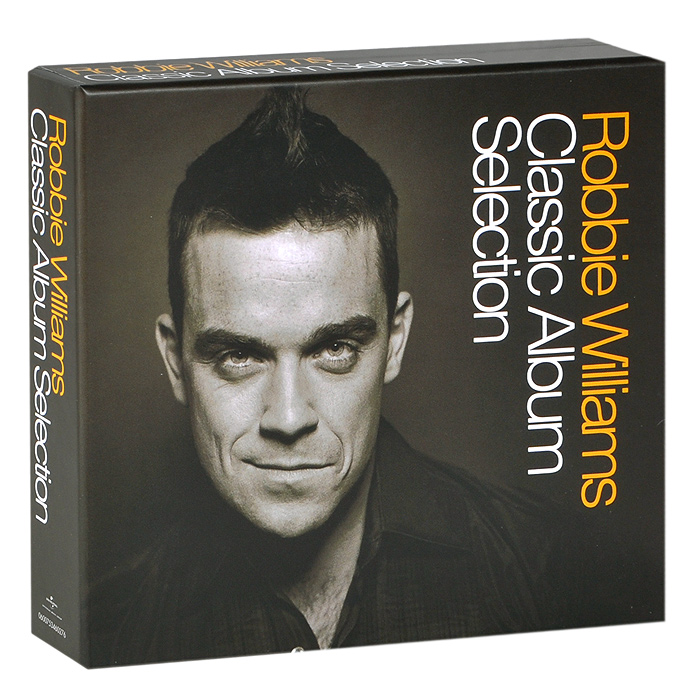 Робби Уильямс Robbie Williams. Classic Album Selection (5 CD) robbie williams robbie williams swings both ways 2 lp