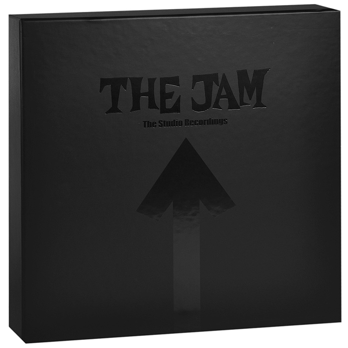 The Jam The Jam. The Studio Recordings (8 LP) lp