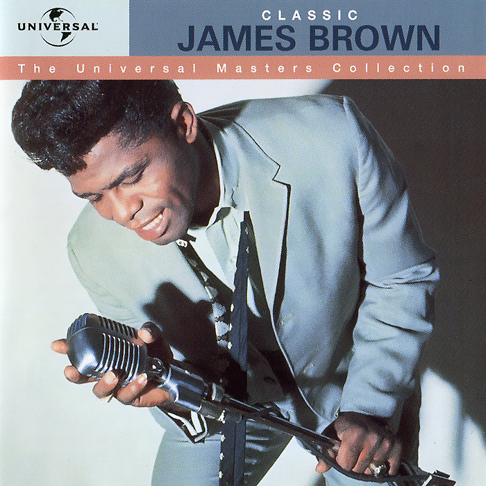 Джеймс Браун James Brown. Universal Masters артур браун винсент крэйн arthur brown