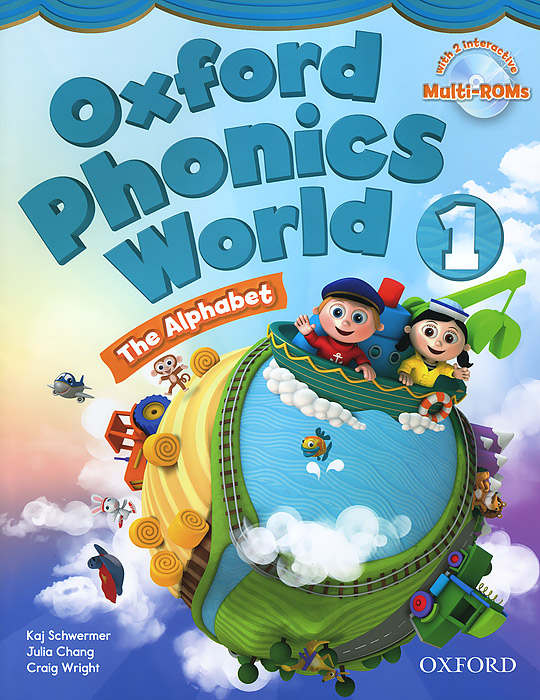 Oxford Phonics World 1: The Alphabet (+ CD-ROM)