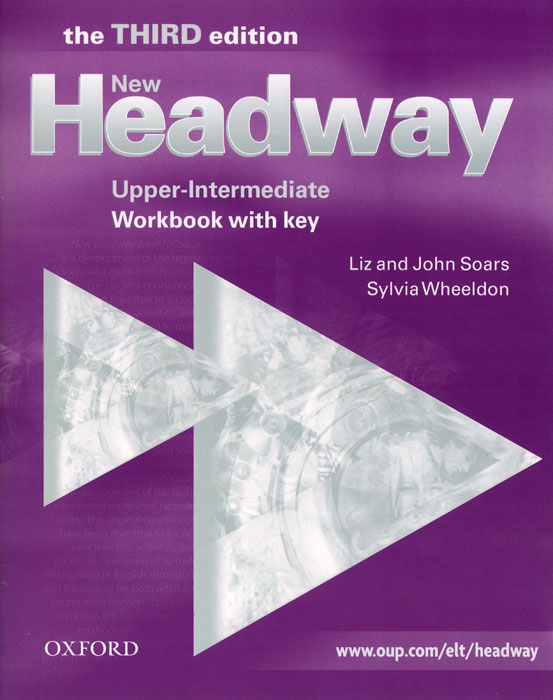 New Headway: Upper-Intermediate: Workbook with Key solutions upper intermediate workbook cd