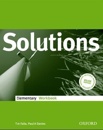 Solutions Elementary: Workbook straightforward elementary workbook cd