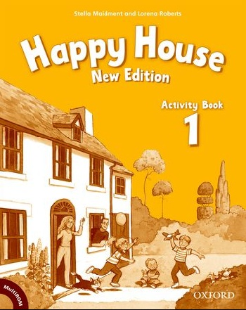 Happy House: British English course for Primary: 1 New Edition: Activity Book and MultiROM Pack yct standard course activity book 5 for entry level primary school and middle school students from overseas