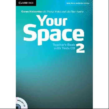 Your Space: Level 2: Teacher's Book with Tests CD (+ CD-ROM)