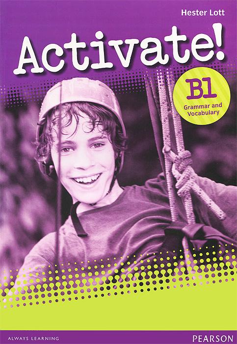Activate! B1 Grammar and Vocabulary Book цены