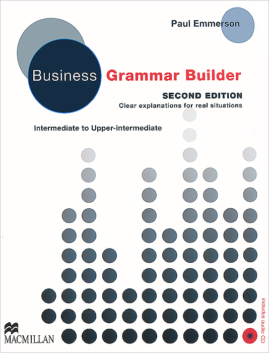 лучшая цена Business Grammar Builder (+ CD)