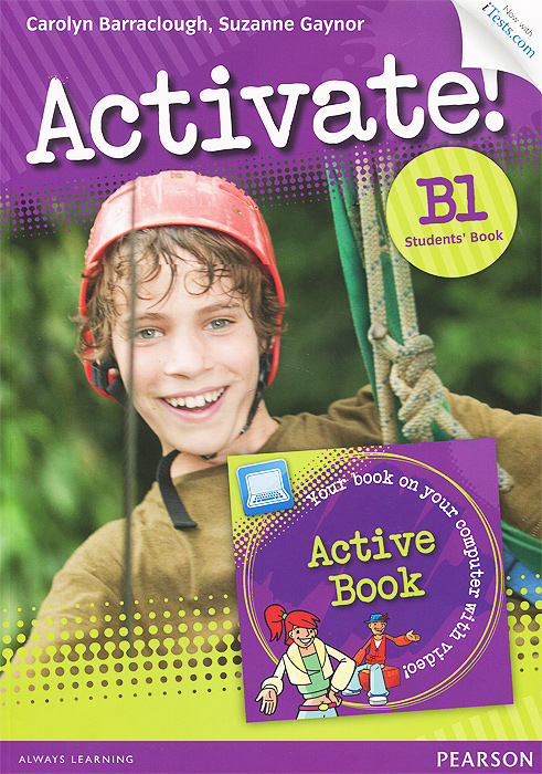 Activate! B1: Students' Book (+ CD-ROM) turner c activate b1 grammar and vocabulary