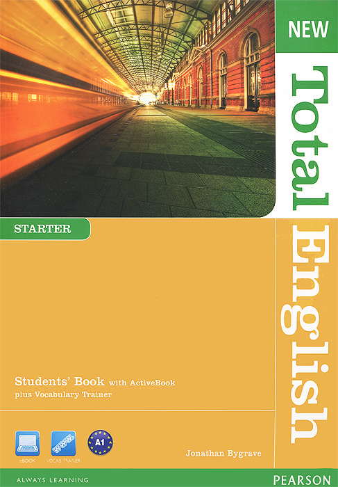 New Total English: Starter: Student's Book (+ DVD-ROM) skylarpu new 7 inch 165mm 100mm touchscreen for car navigation dvd hsd070idw1 d00 e11 touch screen digitizer panel universal