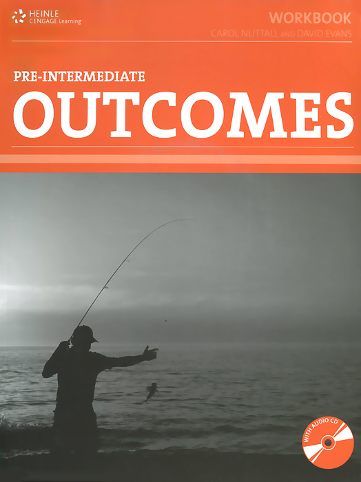 Outcomes Pre-intermediate Workbook (+ CD-ROM) outcomes intermediate workbook cd