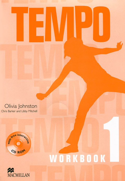 Tempo 1: Workbook (+ CD-ROM)