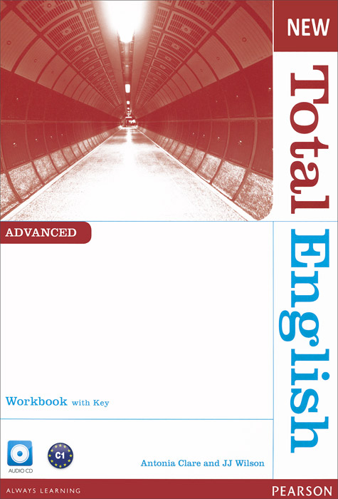 New Total English Advanced: Workbook with Key (+ CD) total english advanced workbook