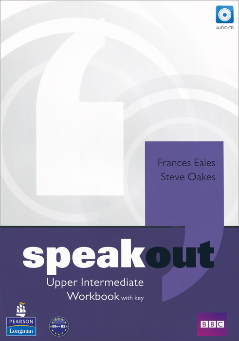 Speakout. Upper-Intermediate: Workbook with Key (+ CD) speakout upper intermediate workbook cd rom