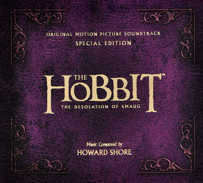 The Hobbit. The Desolation Of Smaug. Original Motion Picture Soundtrack. Special Edition (2 CD) цена
