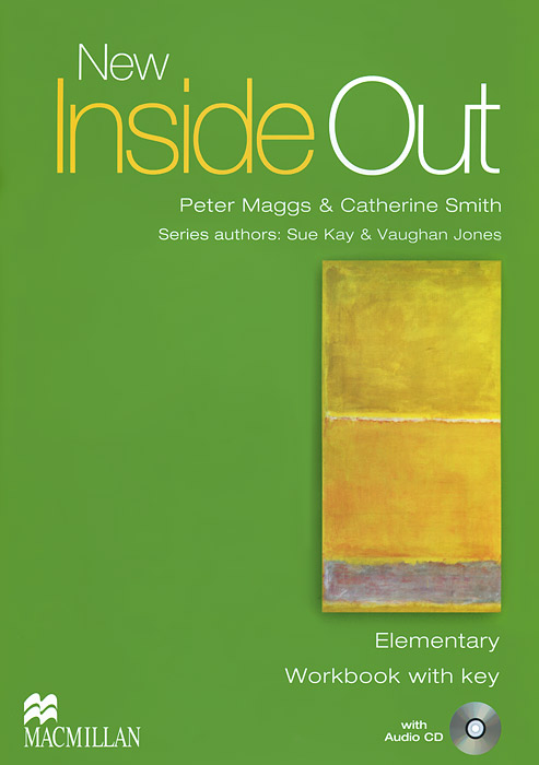 New Inside Out: Elementary: Workbook with Key (+ CD) new inside out advanced workbook cd rom