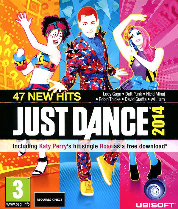 Just Dance 2014 (Хbox One) цена и фото