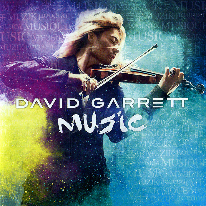Дэвид Гарретт David Garrett. Music nella гарретт