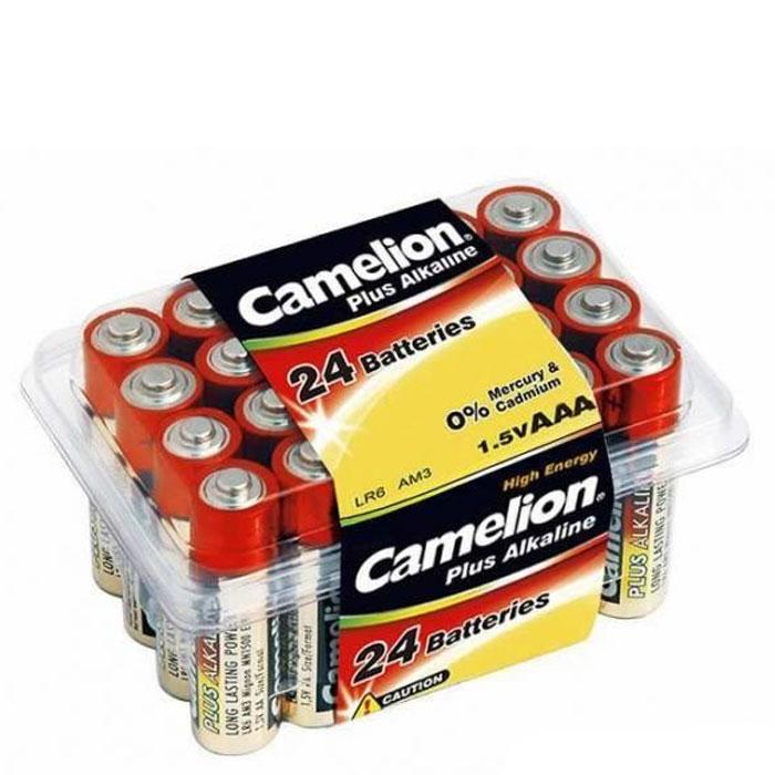 Фото - Батарейка Camelion LR03-PB24 Plus видео
