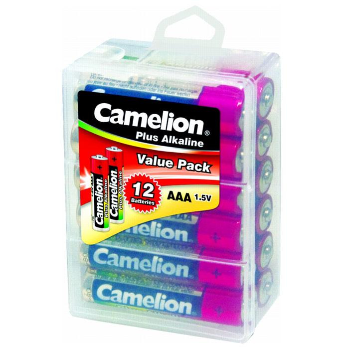 Фото - Батарейка Camelion LR03-PBH12 Plus видео