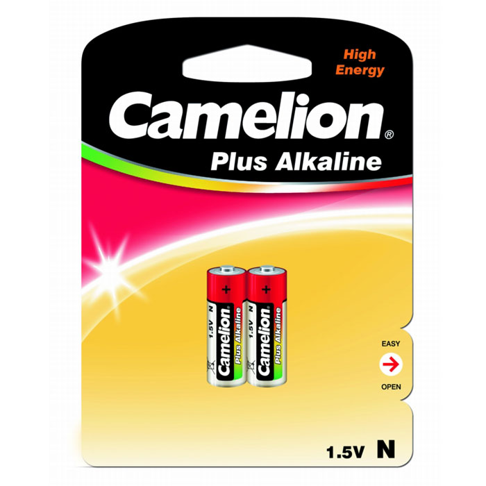 Батарейка Camelion LR1-BP2 цены