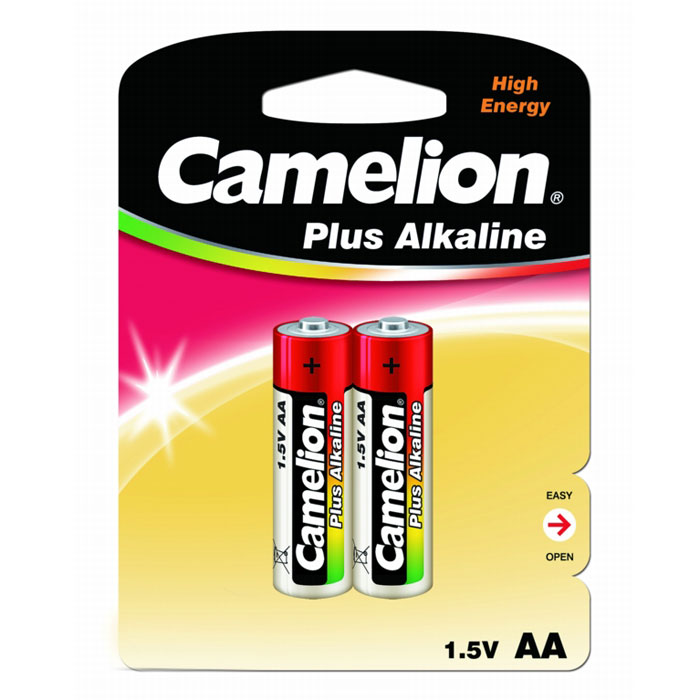 Батарейка Camelion LR6-BP2 Plus