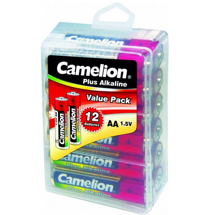 Фото - Батарейка Camelion LR6-PBH12 Plus видео