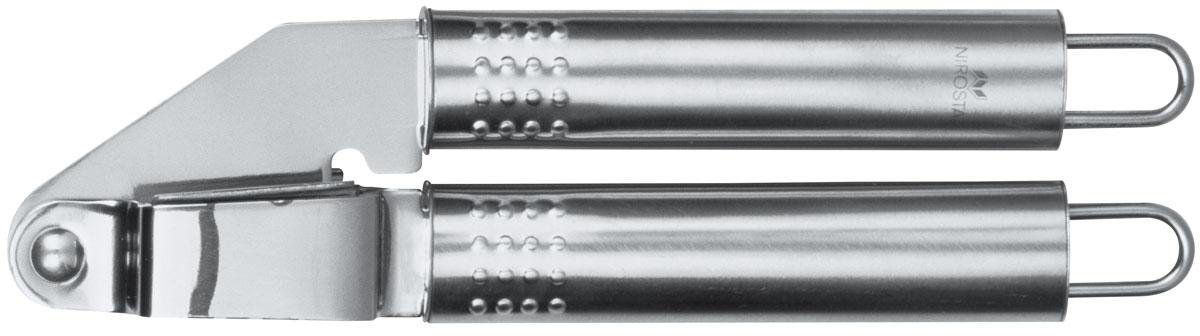 Пресс для чеснока Nirosta ножницы fackelmann nirosta 17 см универсальные