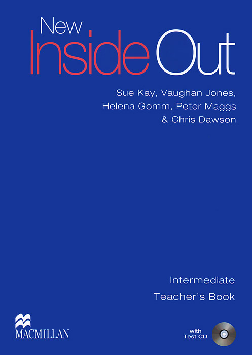 New Inside Out: Teacher's Book: Intermediate Level (+ CD-ROM) new inside out advanced workbook cd rom